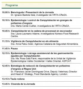 programa Campylobacter