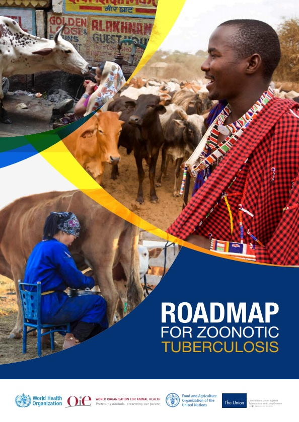 Roadmap for zoonotic tuberculosis. By WHO