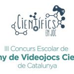Students from the school Torre de la Llebre of Rubí visit us to make a scientific videogame