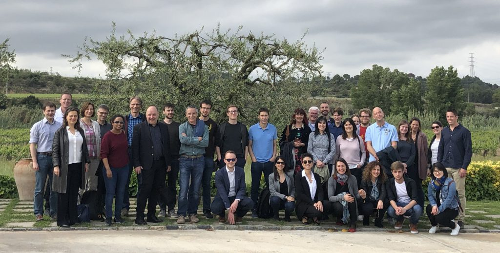 Group photo of the PIGSs consortium. Photo: pigss-horizon2020.eu