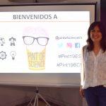 La investigadora Flor Correa participa en el festival Pint of Science