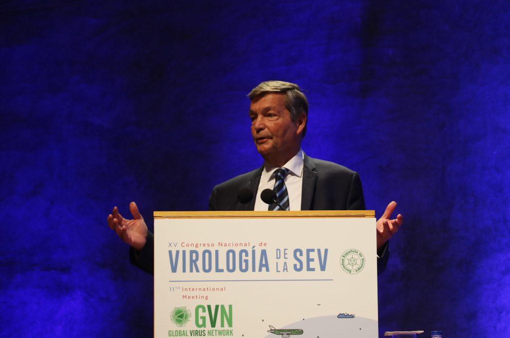 Christian Bréchot, president de GVN.