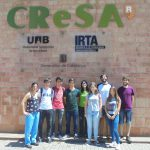 "Young students participate in a new edition of the ""Programa ARGÓ"" at IRTA-CReSA"